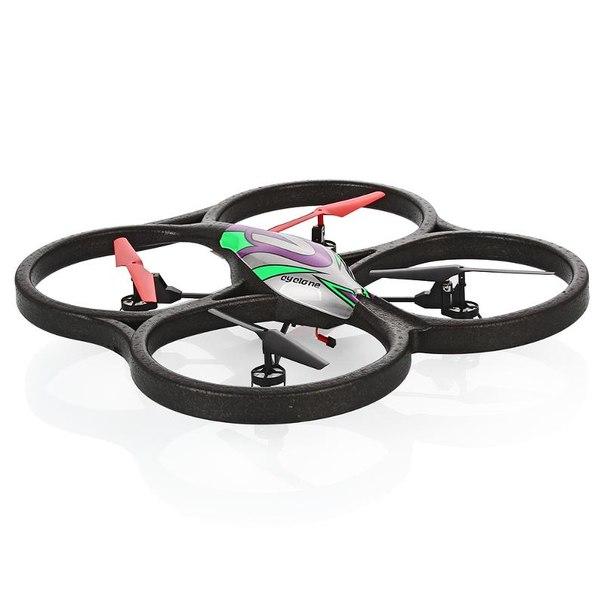 Квадрокоптер радиоуправляемый wl toys v262c camera