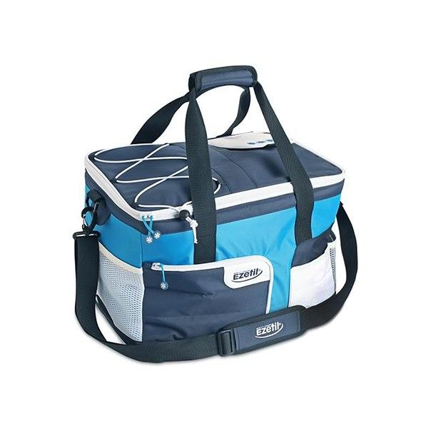 Изотермическая сумка ezetil kc freestyle 48 can blue-white