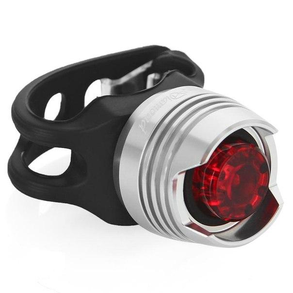 Задний габаритный фонарь dosun ruby r80, титан