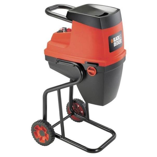 Измельчитель садовый black & decker gs2400