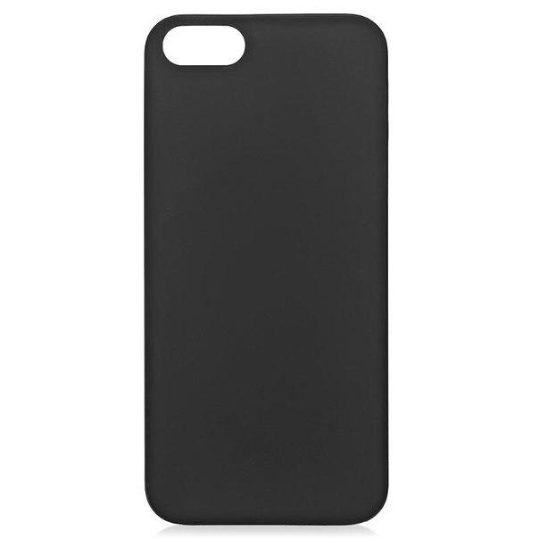 Чехол крышка zakka для iphone 5/5s, черный
