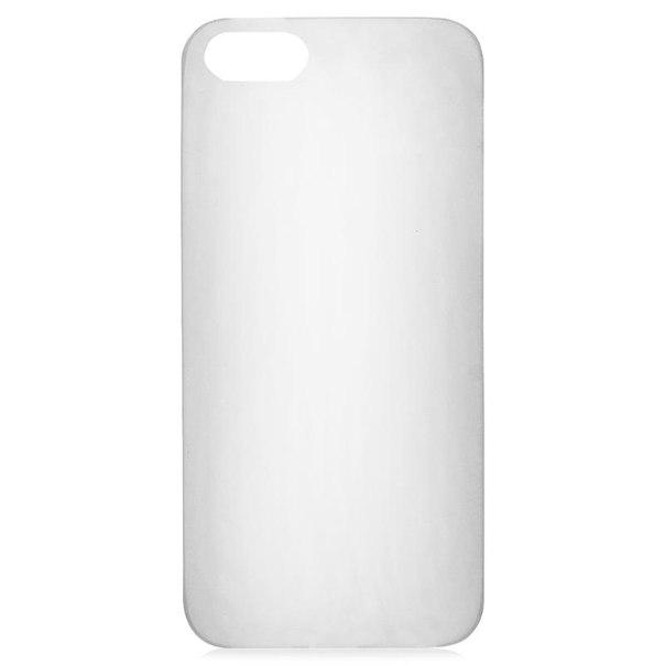 Чехол крышка zakka для iphone 5/5s, белый