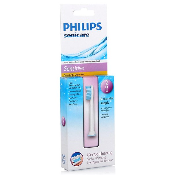 Сменные насадки для электрических зубных щеток philips hx 6052