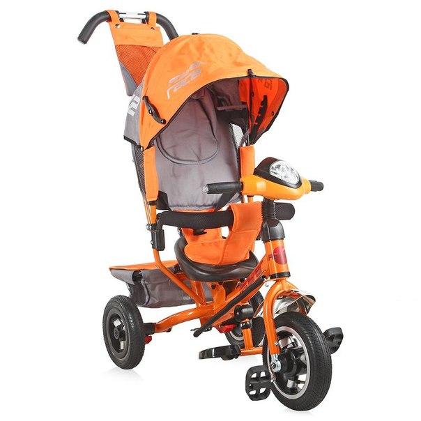 Велосипед трехколесный ввт trike power jp7yr оранжевый