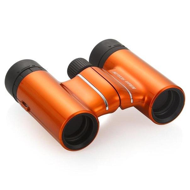 Бинокль nikon aculon t01 8x21 orange