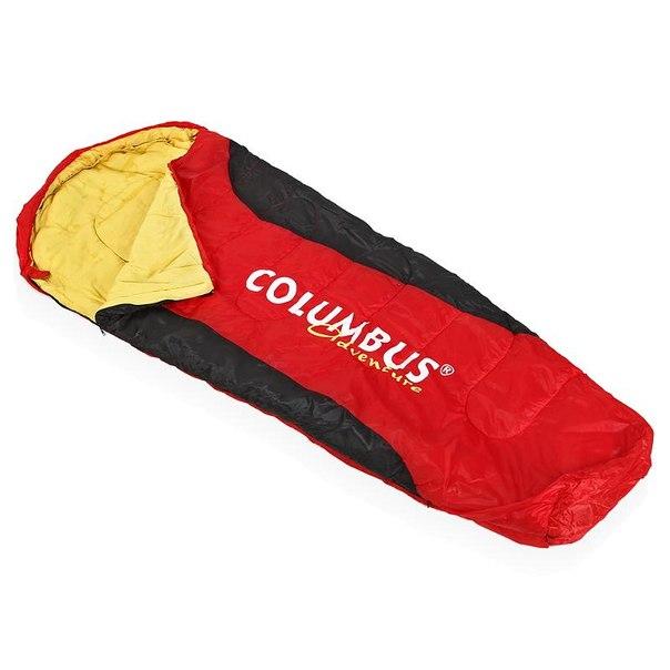 Спальный мешок columbus 200, кокон, 220х90х60 см