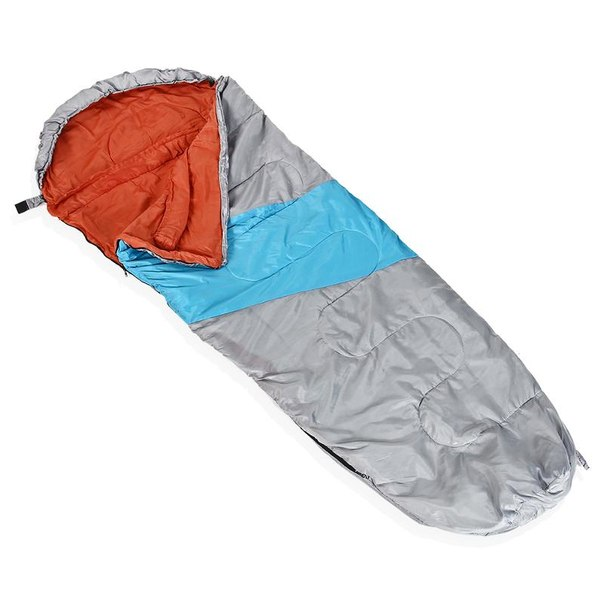Спальный мешок columbus 300, кокон, 220х90х60 см