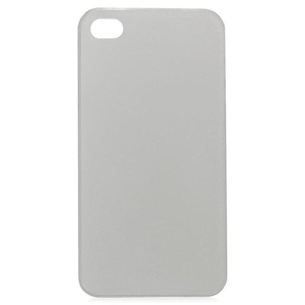 Чехол крышка zakka для iphone 4/4s, белый