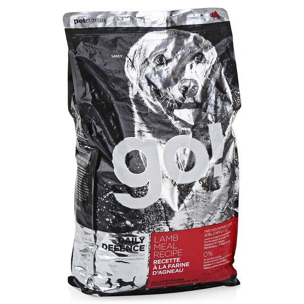 Корм сухой go! natural holistic для щенков и собак (со свежим ягненком) 5,44 кг