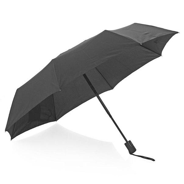 Зонт женский doppler puma, 3 сложения, полиэстер, полный автомат, карбонстил
