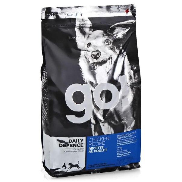 Корм сухой go! natural holistic для щенков и собак (с цельной курицей, фруктами и овощами) 2,72 кг