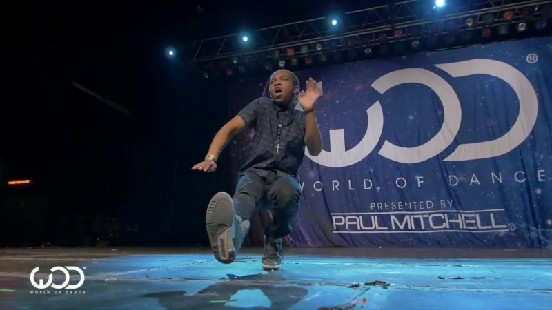Fik-Shun FRONTROW World of Dance Dallas 2015 WODDALLAS2015