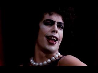 Фрагмент фильма шоу ужасов рокки хоррора (the rocky horror picture show, 1975)