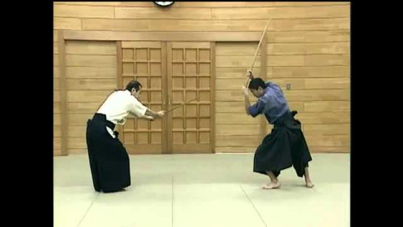 Kuroda Tetsuzan sensei (Shinbukan) Iaijutsu-Kenjutsu-Jujutsu