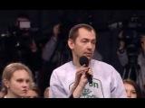 Вопрос от украинского журналиста. Пресс-конференция Путина 14.12.2014