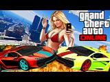 НЕПОВТОРИМАЯ ГОНКА И ВОЗДУШНЫЕ ТРЮКИ | GTA5 ONLINE
