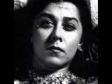 Распошел - Ляля Черная 1946 Цыганская народная песня