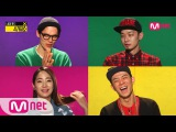 [Naked 4show] Four-word talk with model Kim Won-Joong, Wondergirls Ye Eun and rapper theQuiett!