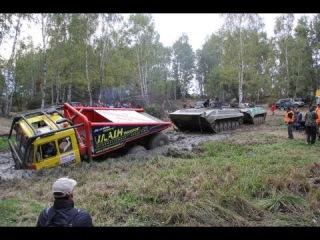 Tatra 815 6x6 a 2 vozidla BVP