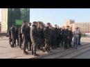 Посмотрите настрой роты солдат в Харькове 13.10.2014