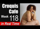 Croquis Cafe: The Artist Model Resource, Week #118