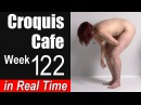 Croquis Cafe: The Artist Model Resource, Week #122