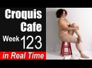 Croquis Cafe: The Artist Model Resource, Week #123