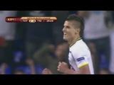 Erik Lamela Amazing Rabona Goal - Tottenham vs Asteras Tripolis 5-1 | 14/15 | [Cropped]