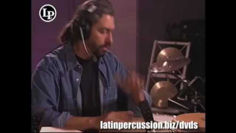 LP The Studio Percussionist