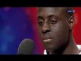 Donald Bell-Gam on Britain's Got Talent 2008