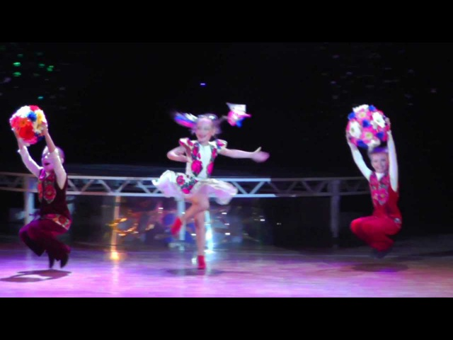 Ой, Вася! - Театр танца Розовый слон (танцуют дети 6-7 лет)