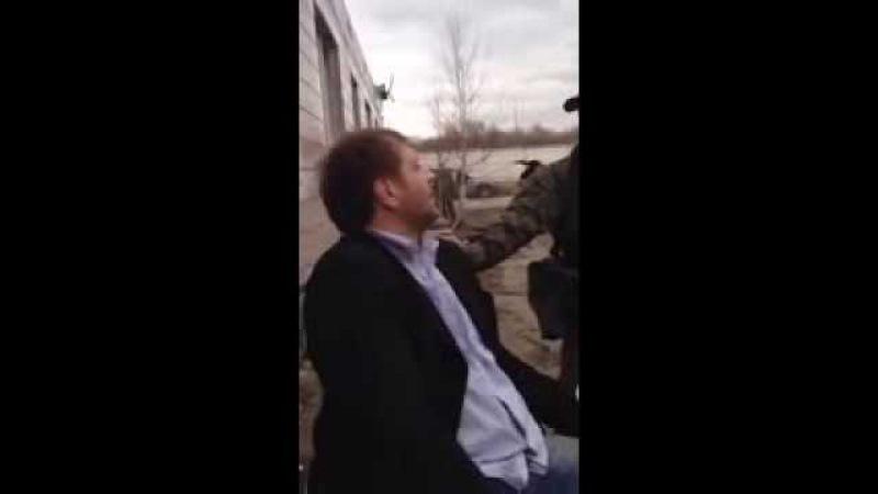 Пьяный Емельяненко и Галустян
