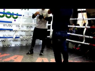 Открытая тренировка Дениса Лебедева. Denis Lebedev Open Workout