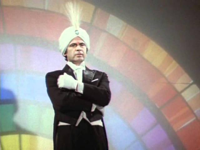 Семён Духовный Ария Раджами из оперетты