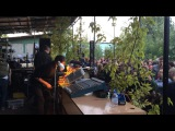 REECM Live (Villalobos &amp Loderbauer) @ Outline Festival. RBMA Stage. Moscow (05.07.2014)