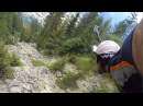 GoPro: Graham Dickinson's Insane Wingsuit Flight - Front Helmet Cam 2 of 3