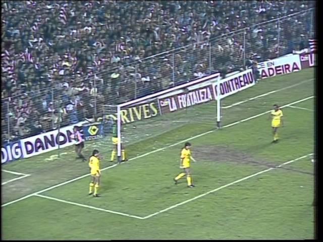 02/11/1983 Atletico Bilbao v Liverpool