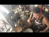 Memphis May Fire - STAY THE COURSE (live) - Jake Garland