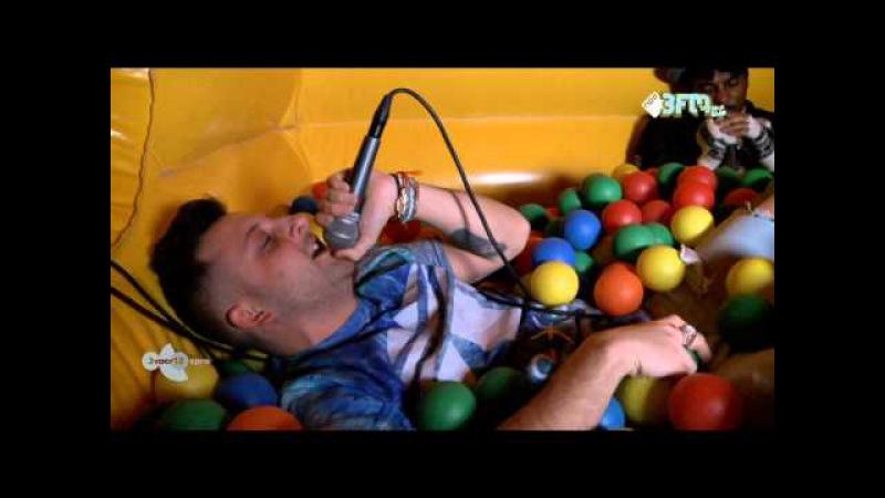 Mr. Polska - Ravotten live in een ballenbak bij 3voor12 Radio