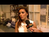 Eva Longoria Dishes On Her Home Collection