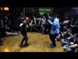 Bboy Jazzy-sha hip-hop #1 MoMo battle 03.05.2015