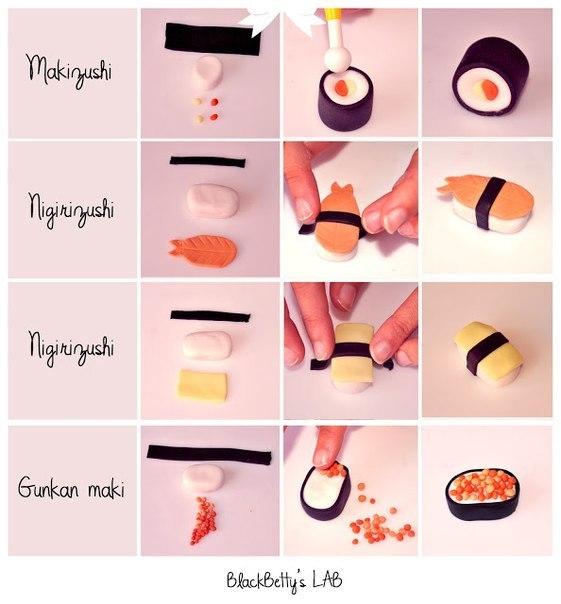 Как делать еду для кукол