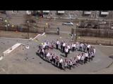 Сюрприз от родителей на Последний звонок.Выпуск 2015. Гимназия №3 Иркутск
