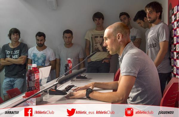 «Самые лучшие моменты своей жизни я пережил в «Атлетике». Гаиска Токеро прощается с клубом