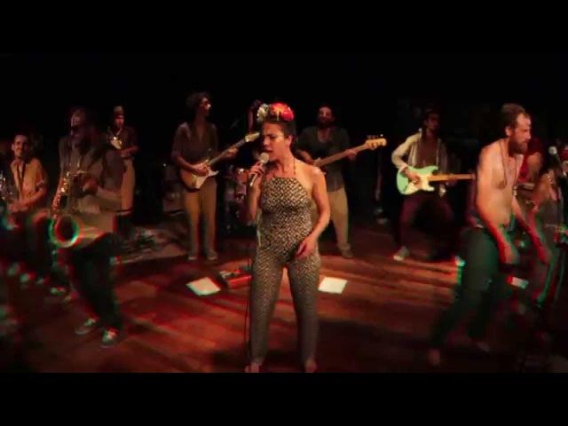 Newen Afrobeat - Upside Down (Fela Kuti Cover) /
