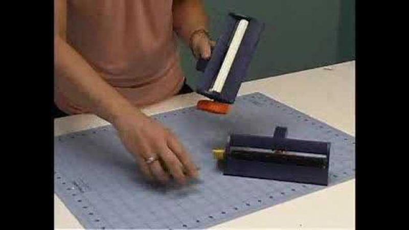 Щипцы для волнистой бумаги - Paper Crimper - Straight, 16,5 см