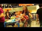 Шоппинг - как выглядит продуктовый отдел супермаркета, кто там ходит. жизнь в Америке, в США.