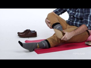 Average Guys Try Our Sexy Flexibility Workout For the First Time