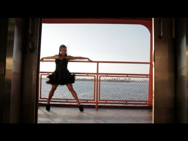 PRINCESS LOCKEROO Waacking NYC | Waacktropolis Underground Dance Party | YAACK FILMS