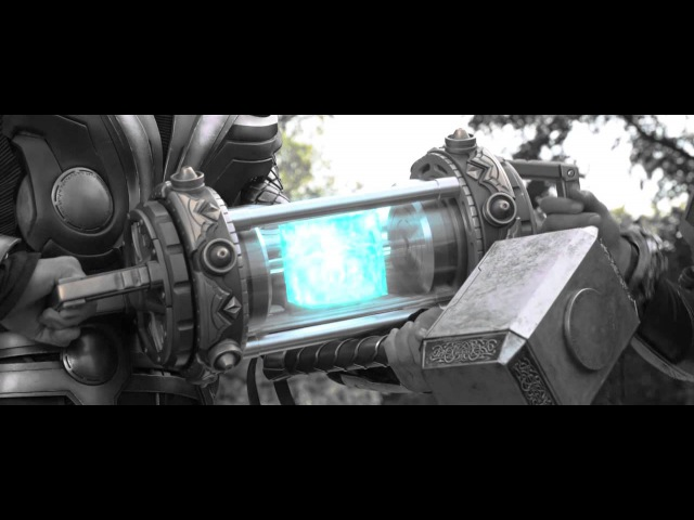 Frostiron | Тони/Локи - Спектакль окончен
